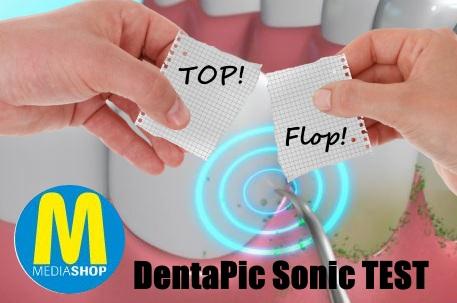 dentapic sonic test